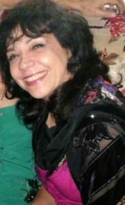 La actriz María Eugenia García en el 2008.