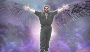 El ángel propio de JOSAN CABALLERO.
