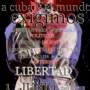 EL BANDERAZO DE LA MOVILIZACIÓN WEB DEL 1 DE JUNIO...