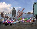 Todas las Banderas de los Blogs por la Libertad de Expresión en Cuba.