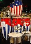 Las Tum-banderas musicales de Josan Caballero.