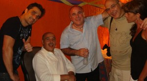 El mayor duende entre todos: Jorge Cancio.