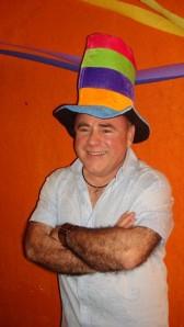 La fiesta de cumpleaños del amigo Jorge Cancio transcurrió alegre y apacible, con su indudable don de gente.