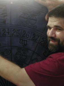 El arte dramático y poético de Josan Caballero.