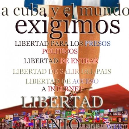 EXIGENCIAS PRIMORDIALES DE LA MOVILIZACION WEB.