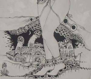 El mundo pictórico de la Isla, en la obra de Ignacio Pérez Vázquez