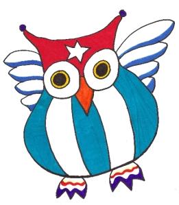 CUBALADA, otra de las propuestas de diseño para bandera del blog de Josan Caballero.