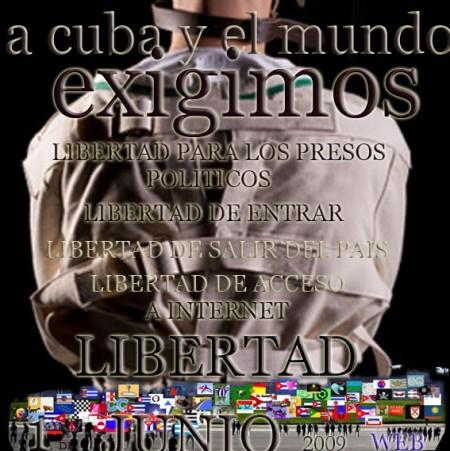 EXIGENCIAS de la MOVILIZACION WEB.