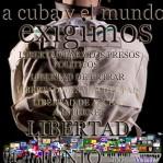 A CONCENTRAR NUESTROS ESFUERZOS Y EXIGENCIAS EN LA MOVILIZACION WEB.