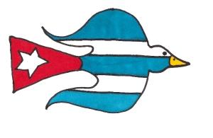 Cuban-dera Libre Mensajera de la Comunicación, el aporte de Piero Gemelli a mis Blogs con Bandera. Gracias de todo corazón.