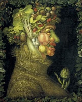 Otra pintura del manierista Arcimboldo.