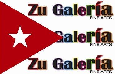 Bandera de ZUGALERÍA, realizada por ZuManny para el Movimiento CON TODAS LAS BANDERAS...