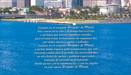 EDITORIAL DE LA REVISTA BRUJULAR DE MIAMI, escrito por Josán Caballero.