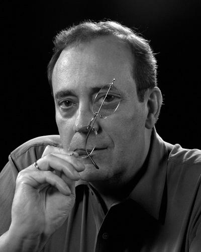 Carlos Alberto Montaner, captado por el lente de Delio Regueral.
