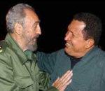 LOS SOCIOLISTAS Y ULTRACONSERVADORES DEL ORBE: FIDEL Y CHÁVEZ, SÍ SEÑOR, QUIÉN LO IBA A DECIR...