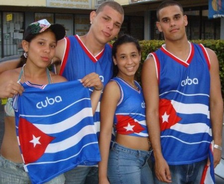 CUBANITOS DE CUBAINGLESA...Foto de Josán Caballero.