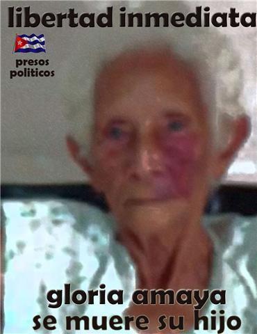 El gesto desinteresado y justo de una madre, en su resistencia por la Libertad de Cuba...