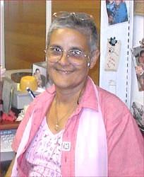 Rosa Cristina Báez Valdés, La Polilla Cubana