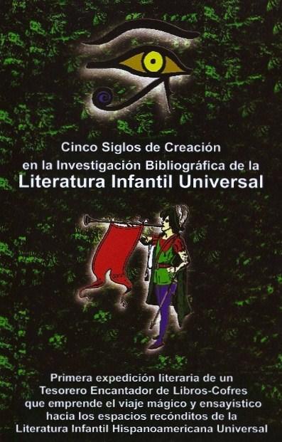 Portadilla de El Tesoro Encontrado, de José Antonio Gutiérrez Caballero.