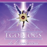 Premios EGOBLOGS de Excelencia, otorgados por Josán Caballero.