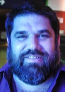 VITRAL DE JOSAN CABALLERO.