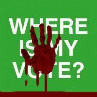 La sangre selló las fraudulentas elecciones.