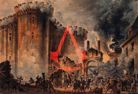 Tomar la Bastilla, como un simulacro...