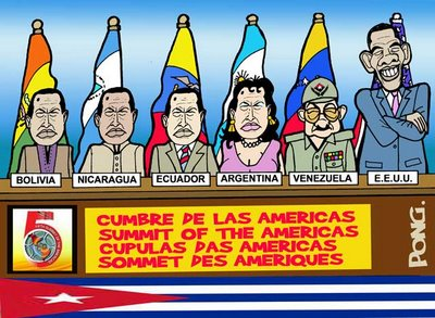 Cumbre Caricatura