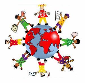 Igualdad de todos los niños del mundo...
