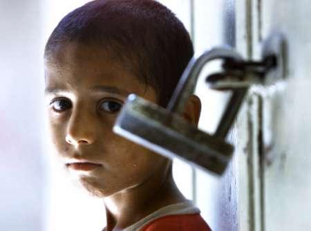 Niño cubano en su día...