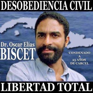 OSCAR representa la Desobediencia Civil y la Total Libertad que queremos los cubanos de acá...