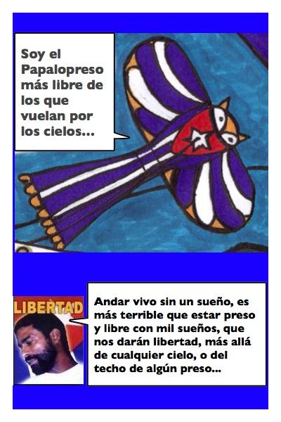 Papalopreso de Óscar Elías Biscet, uno de los doctores presos por la dictadura castrista.