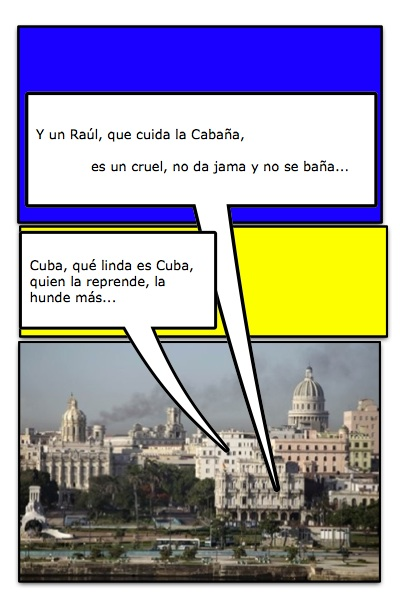 Historietas de La Habana..., por Josán Caballero, con diseños de Piero Gemelli.