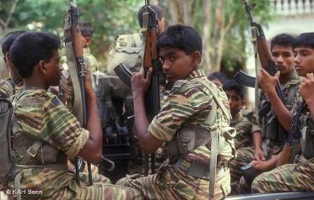 Niños Soldados, que no disfrutan su infancia...