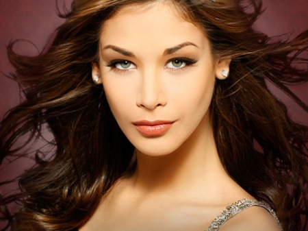 Dayana Mendoza, Miss Universo 2008, también Miss Venezuela 2007.