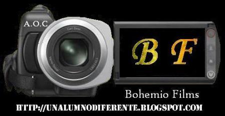 Cabecera del Blog Bohemio Films
