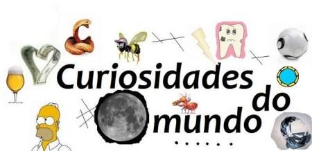 Cabecera del Blog Curiosidades do Mundo