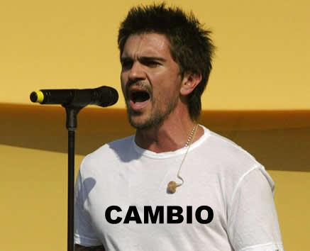 La Camisa, ni blanca, ni negra, ni colorá, sino la del CAMBIO...Esa es la verdadera PAZ sin FRONTERAS en Cuba, en la mismita Plaza de la Revolución, ahí sí se rescataría la verdadera Nueva Trova, los de antes y los de ahora, los de allá y los de aquí, esa es la verdadera historia. ¿Sueño, Utopía? Ojalá se haga realidad este día, el 20 de Septiembre, que YA VIENE LLEGANDO.