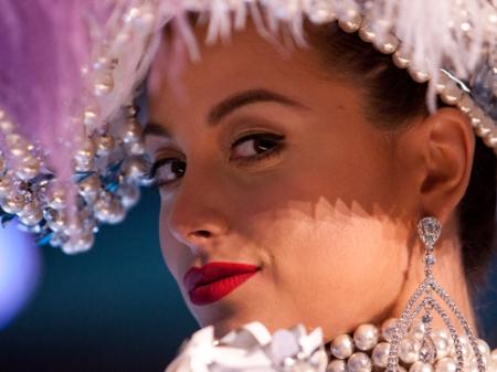 Dama de Abolengo, la más bella, Stefanía Fernández...