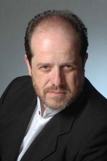 El actor argentino Mario Moscoso, creador de su blog homónimo...