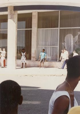 Fotos inéditas de EL MALECONAZO, aportadas por Aguaya Berlín.