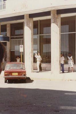 EL MALECONAZO, desde el Hotel Deauville. Inéditas incluidas en el Blog Desarraigos Provocados.
