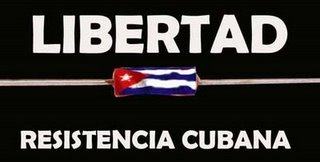 Foro Resistencia Cuba, desde hoy y para siempre, hay que tenerlo presente...Josán Caballero, con una imagen de Margarita García Alonso