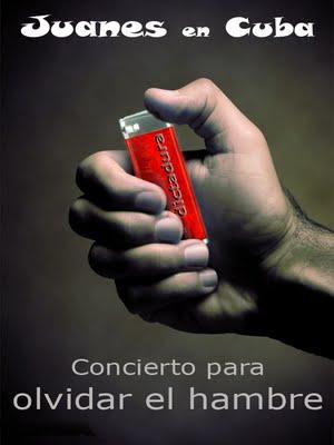 Concierto de Juanes para olvidar la Jama y la Libertad...