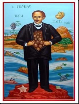 José Martí y su naturaleza patriótica cubana...