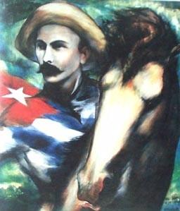 José Martí, el patriota de La Edad de Oro...