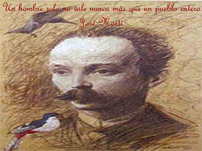 Evocación de José Martí, en La Edad de Oro...