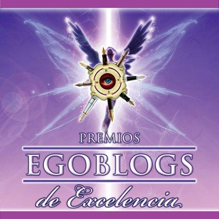 Premio de Excelencia EgoBlogs 2009, otorgado por JosanCaballero's Blog y la Revista BRUJULAR DE MIAMI