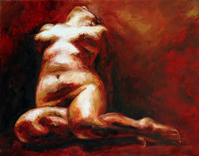 La dama y su desnudez, de Antoine.