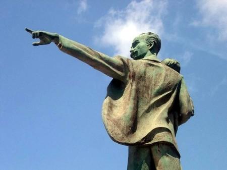 José Martí al universo...